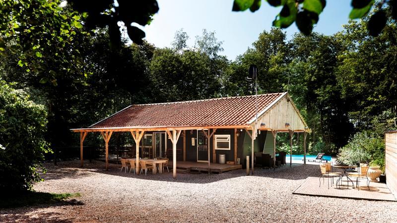 Vakantiewoning het Kamper