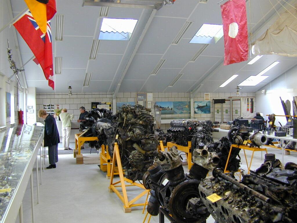 Openstelling AVOG's Crash Museum