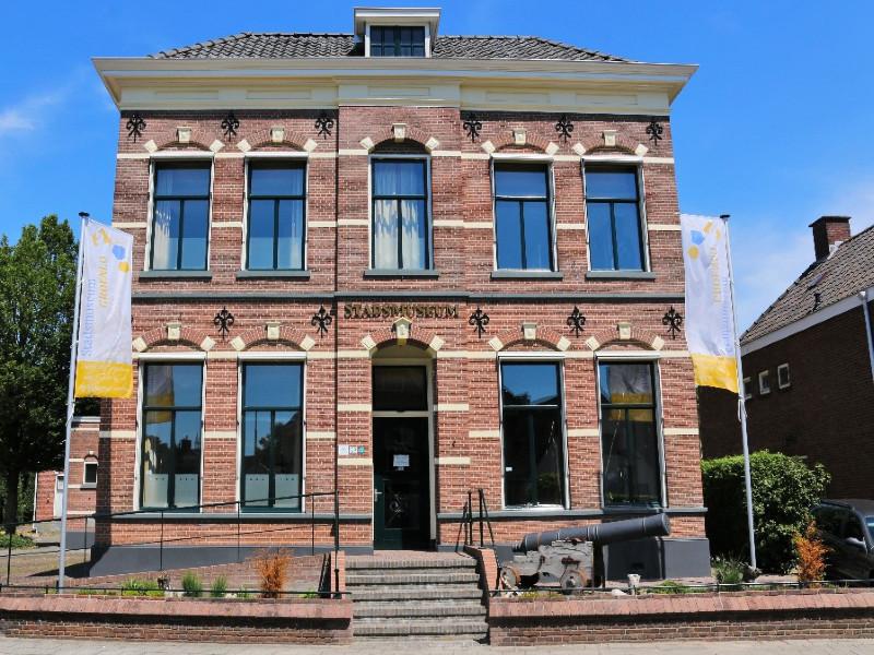Stadsmuseum Groenlo – tijdelijk gesloten