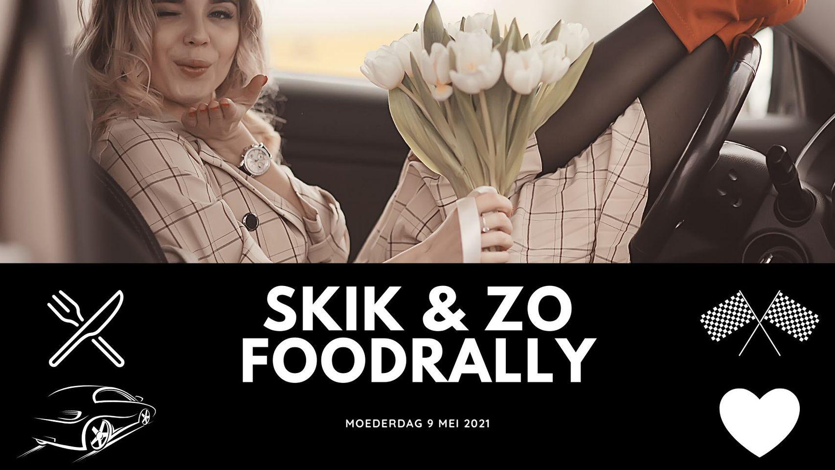 Skik & Zo Foodrally Moederdag editie