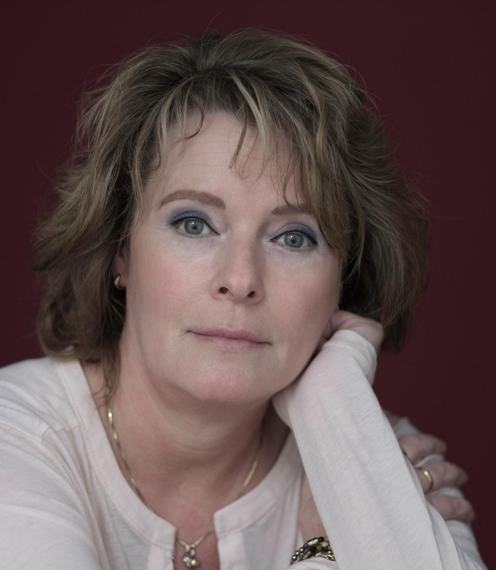 Corine Hartman te gast in bieb Lichtenvoorde