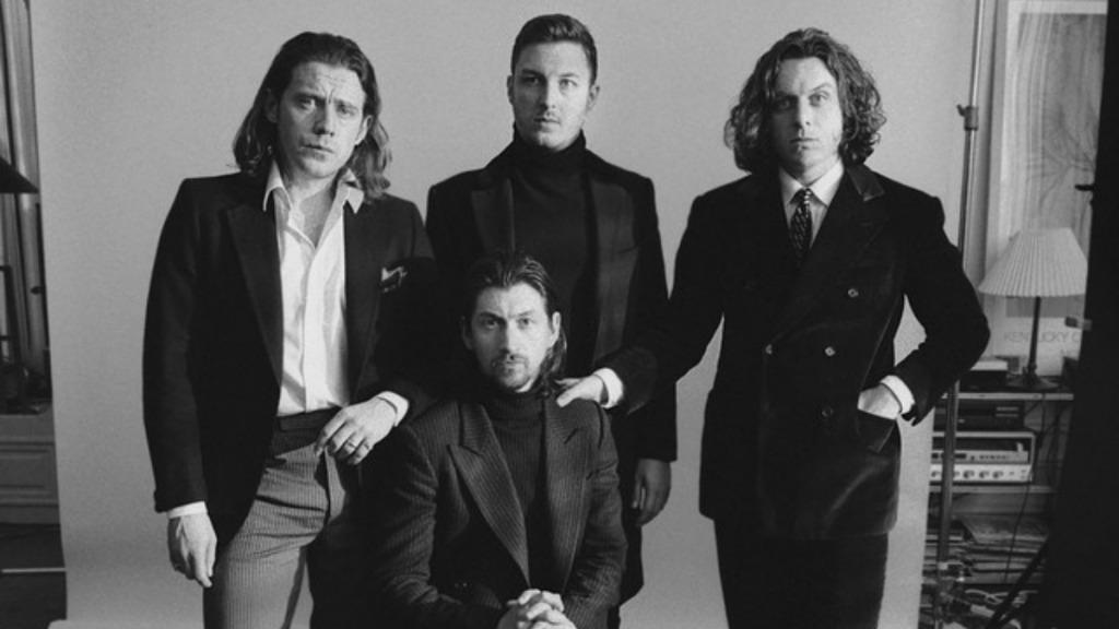 The Arctic Monkeys Tribute @ Openluchttheater Lichtenvoorde